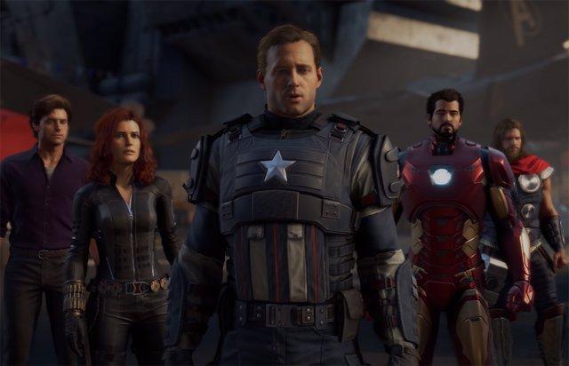 El nuevo videojuego de Marvel's Avengers divide a los fans de Vengadores