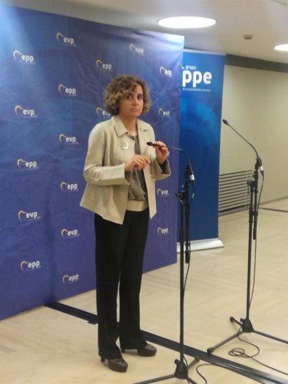 """Montserrat dice que los populares serán """"freno a los nacionalismos que quieren debilitar Europa"""""""