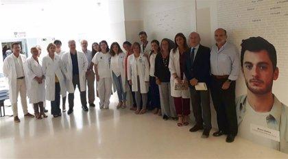El Hospital de Valme de Sevilla acoge la exposición 'Acércate a mi realidad' de la Asociación Española contra el Cáncer