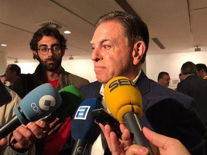"""Oviedo.- """"Espero que todo se vaya resolviendo poco a poco"""", dice Canteli (PP)"""