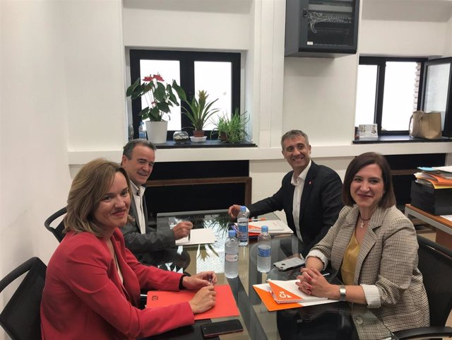 """Zaragoza.- Cs subraya que el PP tiene preferencia en el Ayuntamiento, pero explora al PSOE porque """"hay posibilidad"""""""