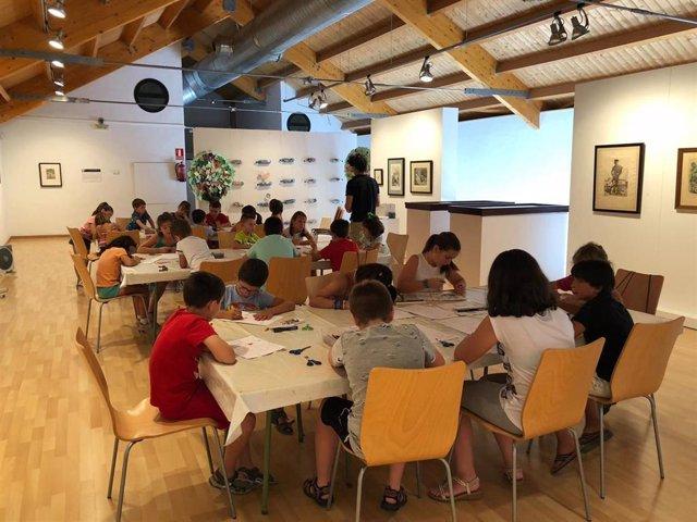 Sevilla.- El Museo de Alcalá de Guadaíra acoge durante julio 'Abierto por Vacaciones', talleres de Historia para niños