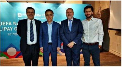La empresa de Málaga MOMO Pocket promueve los pagos digitales basados en códigos QR para viajeros de Europa y China
