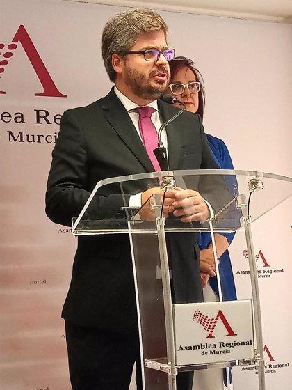 Hervías dice que PSOE no le ha presentado programa serio para acuerdo gobernabilidad y que diálogo con PP está más cerca
