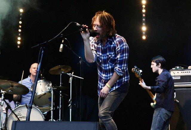 """Cultura.- Radiohead planea hacer """"algo realmente genial"""" con material de sus discos Kid A y Amnesiac"""