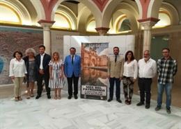 Sevilla.- Carmona programa visitas guiadas, rutas, un concurso de fotos o talleres para su Mes del Patrimonio Histórico