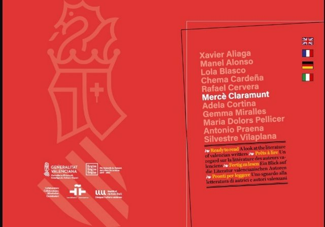 Cultura.-La Generalitat lleva poesía valenciana al festival de Génova con Mercé Claramunt