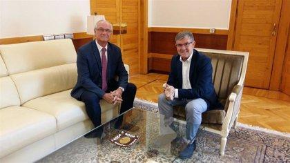 El Instituto de Medicina Legal de Aragón subraya las mejoras logradas en este organismo en los últimos años