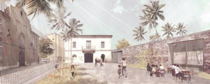 La Casa dels Bous será en dos años un nuevo espacio cultural y museográfico y punto de encuentro vecinal