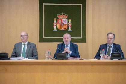 """Villalobos defiende que la Diputación acaba el mandato con """"cero"""" deuda bancaria y un 45% más de inversión"""