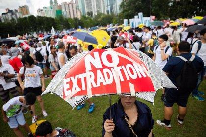 Hong Kong se blinda en previsión de nuevas protestas contra la reforma de la ley de extradición