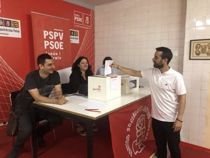 El 97,2% de los militantes del PSPV-PSOE apoya el acuerdo de progreso del futuro Consell liderado por Ximo Puig