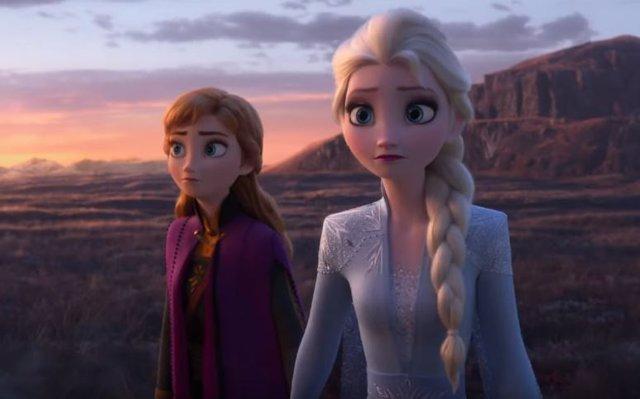 El nuevo trailer de 'Frozen 2' demuestra aun más los poderes de Elsa