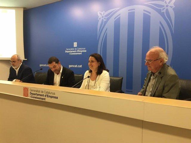 La taxa d'activitat emprenedora creix fins al 8,13% a Catalunya després d'un augment de 0,1 punts