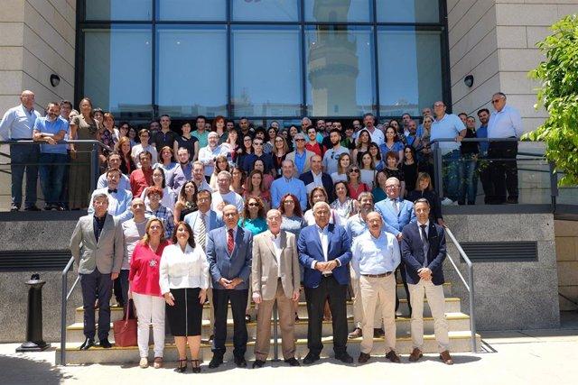 Sevilla.- Los Servicios Generales de Investigación de la US alcanzan un nivel de autofinanciación del 83%