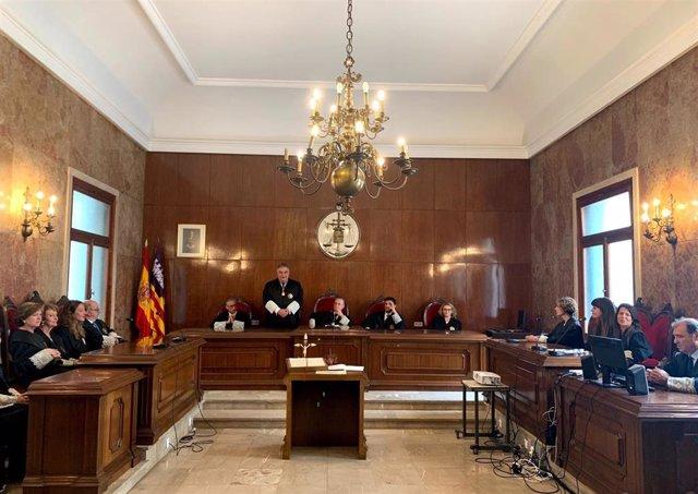 Baleares cuenta con dos nuevas fiscales que han jurado su cargo en un acto celebrado en el TSJIB