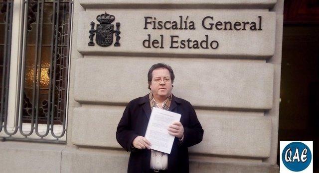 COMUNICADO: La Plataforma QAE denuncia en la Fiscalía General del Estado los Contadores Inteligentes de electricidad