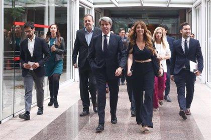 Garrido regresa a la Asamblea como diputado de Ciudadanos tras su salida del PP antes de las elecciones