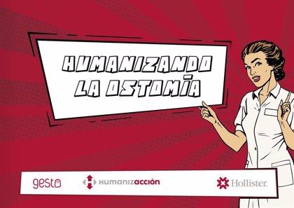Dos enfermeros de San Juan de Dios y Virgen del Rocío de Sevilla colaboran en un cómic sobre pacientes ostomizados
