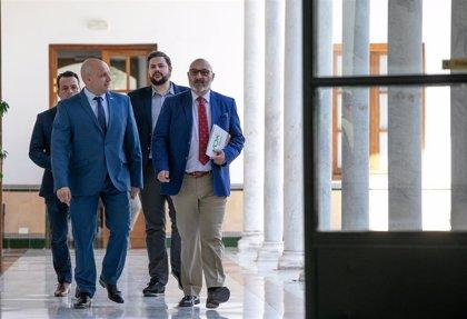 El Presupuesto andaluz de 2019 afronta el debate de totalidad pendiente de la decisión final de Vox