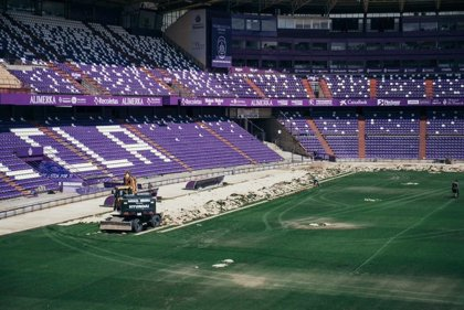 El Real Valladolid obtendrá este miércoles la licencia para las obras de Zorrilla