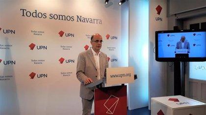 Alberto Catalán (UPN) comienza la legislatura en el Senado como portavoz adjunto del Grupo Mixto