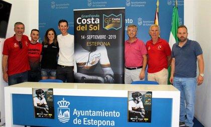 Estepona será salida y meta de la marcha cicloturista 'Gran Fondo Costa del Sol'