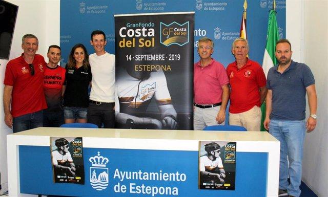 Málaga.- Estepona será salida y meta de la marcha cicloturista 'Gran Fondo Costa del Sol'