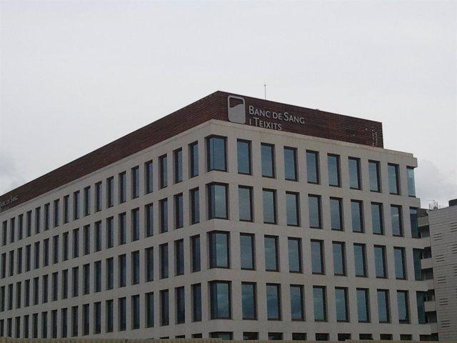 Banc de Sang i Teixits (BST). Banc de Sang i Teixits