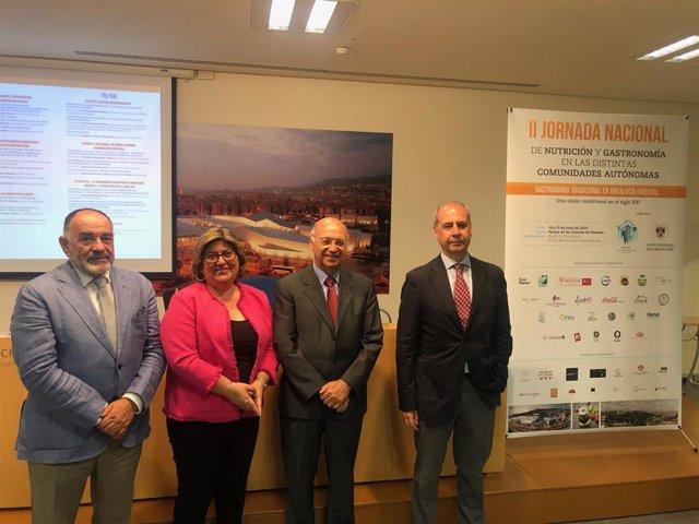 Granada.- Cocineros con Estrellas Michelín participarán en la II Jornada Nacional de Nutrición y Gastronomía