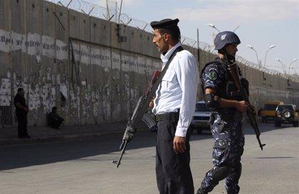 Herido un miembro de las fuerzas de seguridad palestinas tras ser tiroteado por soldados israelíes en Cisjordania