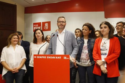 PSIB, MÉS per Palma y Podemos retomarán este miércoles las negociaciones en Cort, aún sin acuerdo sobre organigrama