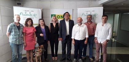 L'ONCE concedeix els Premis Solidaris 2019 a cinc entitats de Balears