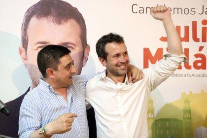 PSOE convoca a la militancia este jueves ante un posible pacto con Cs en la capital