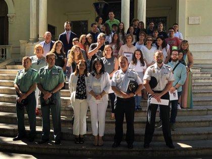Más de 250 centros de Granada han participado en el Plan para la Convivencia y Seguridad Escolar