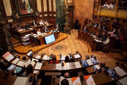 Los concejales de Barcelona que no repiten se despedirán este miércoles del pleno