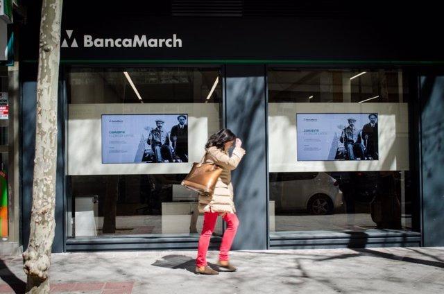 Banca March redueix un 40% el benefici en 2018 per menys atípics però aconsegueix rècord en l'activitat bancària