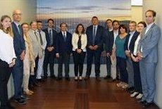 L'Associació Medports es reuneix al Port de Barcelona per impulsar l'economia mediterrània (PORT DE BARCELONA)