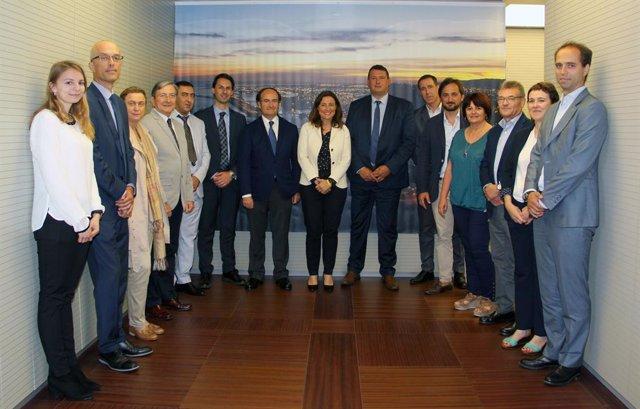 L'associació Medports es reuneix en el Port de Barcelona per impulsar l'economia mediterrània