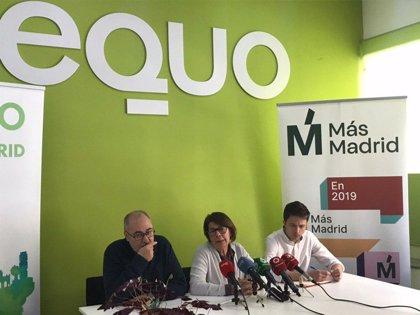 """EQUO afirma que el pacto de la derecha en la Asamblea es """"vergonzoso y atenta contra la pluralidad democrática"""""""