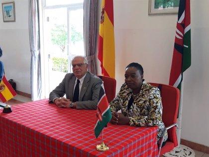 España buscará acuerdos de colaboración con Kenia para viviendas sociales, energías renovables y deporte