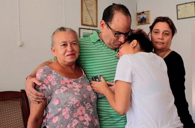 Nicaragua libera a 56 líderes de protestas contra Ortega en el marco de la nueva ley de Amnistía