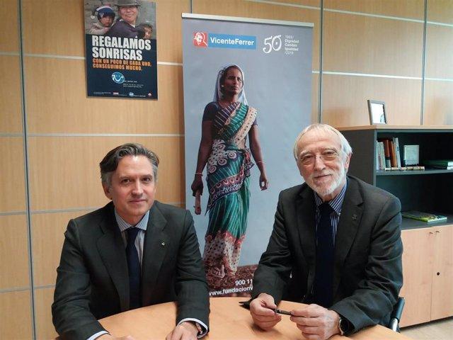 ISS Iberia y la Fundación Vicente Ferrer se unen para capacitar laboralmente a mujeres de la tribu Chenchu de India