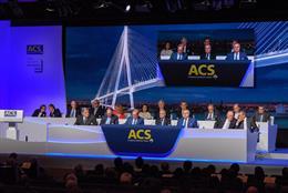 Economía/Empresas.- ACS repartirá un dividendo complementario de 1,42 euros, un 51% superior al del pasado año