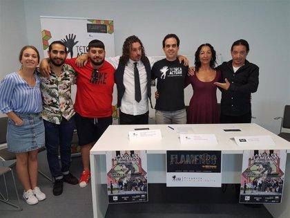 """Flamenco solidario el viernes en el Teatro Távora con """"El Torombo"""" y jóvenes del Polígono Sur"""