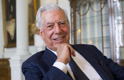 """Vargas Llosa publicará el 8 de octubre 'Tiempos recios', nueva novela que """"conecta"""" con 'La fiesta del chivo'"""