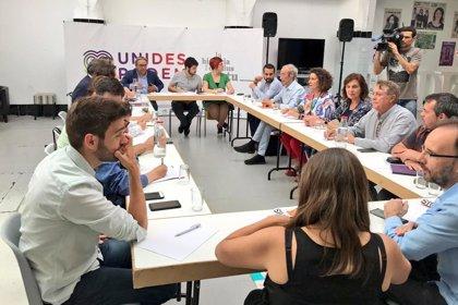 Las bases de Podem apoyan investir a Puig y entrar en el Consell si se alcanza un acuerdo de gobierno antes