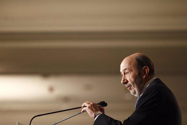 El Gobierno de Cantabria inicia los trámites para nombrar a Alfredo Pérez Rubalcaba Hijo Predilecto de la Comunidad