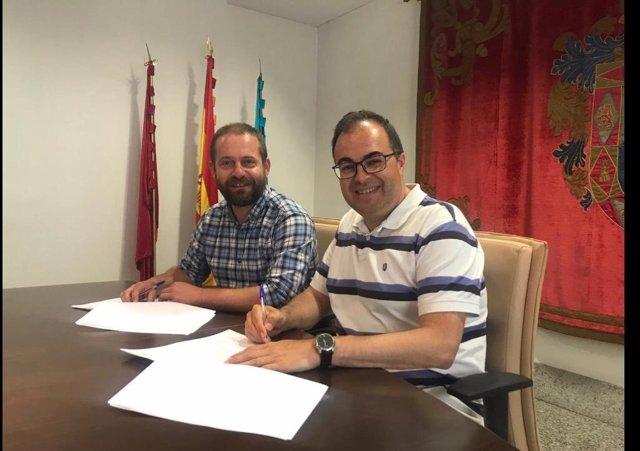 Leganés.- PSOE y Más-Madrid Leganemos alcanzan un preacuerdo de Gobierno con 66 medidas para mejorar la ciudad
