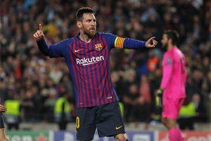 Messi, el deportista mejor pagado del mundo en el último año
